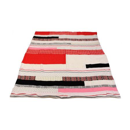 Ace & Jig x Le Bouton Ltd Edition Quilt: Pink Dots & Checks