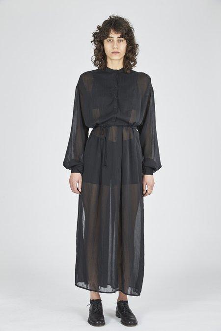 Isabel Benenato Elongated Shirt Dress