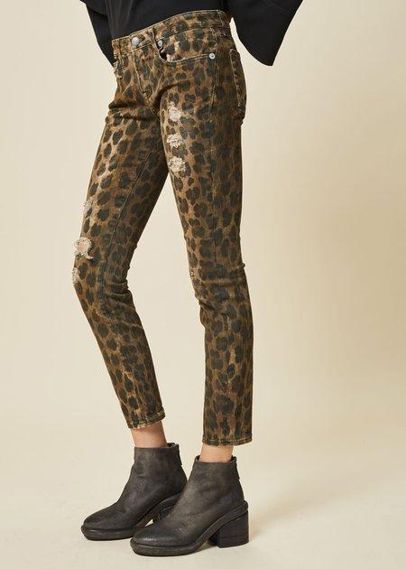 R13 Women's Kate Skinny Jean