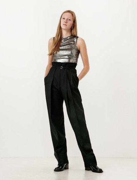 Lemaire Cargo Pants - Black