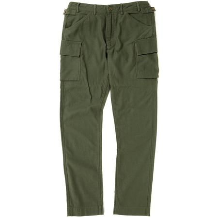 Garbstore Wite Trouser - Olive