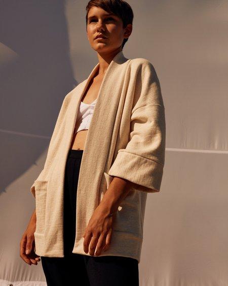 Odeyalo Bloom Kimono - Beige