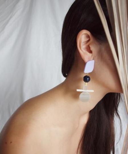 St, Cat Twilight Earrings