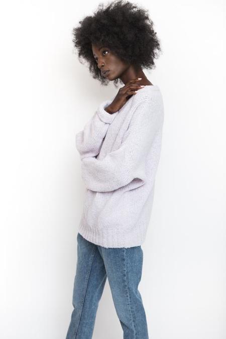 Atelier Delphine Lark Sweater - Winter Grey