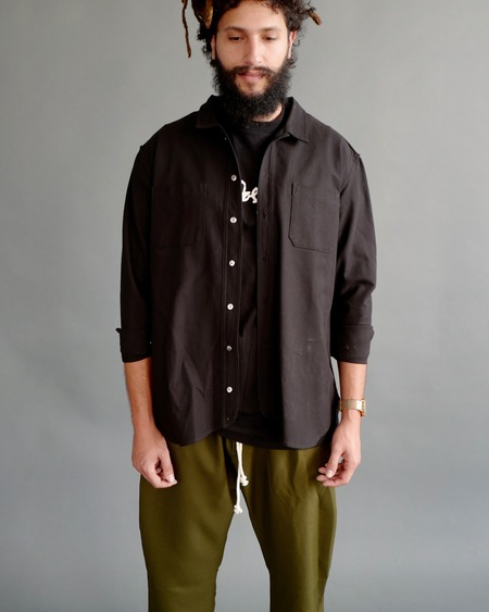 Dfynt Signature Shirt Jacket