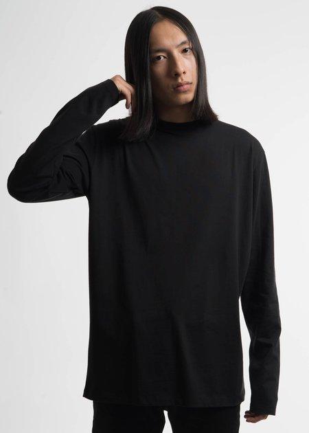 Matthew Miller Black Niven Long Sleeve