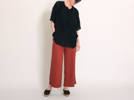 Eve Gravel Northern Soul Trousers - Brick
