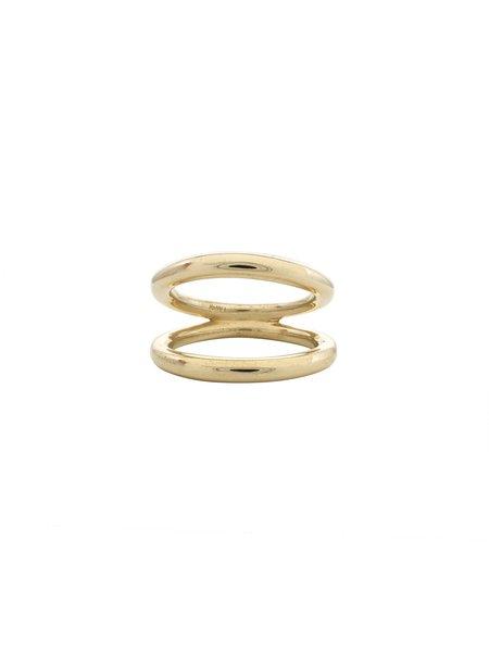 In God We Trust Drift Ring - Brass