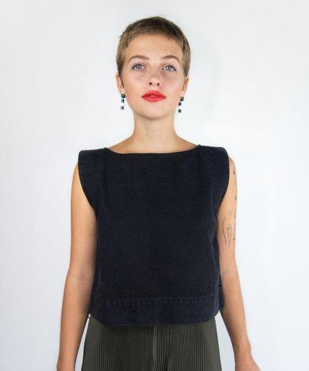 Ilana Kohn Black Kate Crop