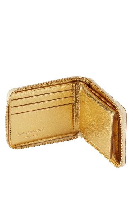 Comme des Garçons Leather Gold SA-7100G