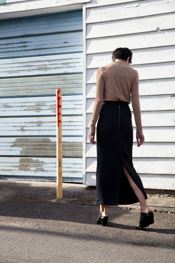 Rachel Comey Native Skirt | navy