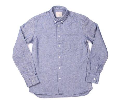 La Paz Branco - Blue Cotton