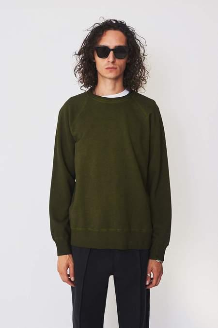 Our Legacy Cotton Reversible Sweatshirt
