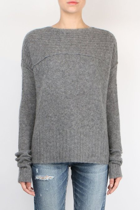 Paychi Guh Side Slit Pullover