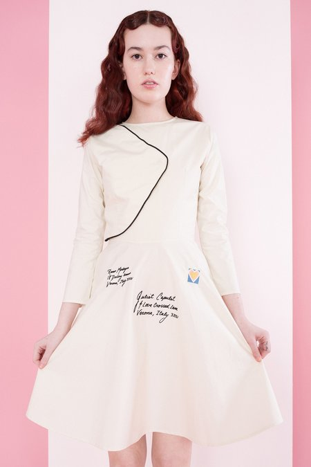 Samantha Pleet Love Letter Dress