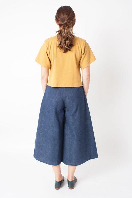 Wray EXCLUSIVE Pocket Pant (Petite) - Indigo