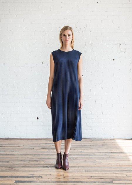 A Détacher Delaney Dress - Blue