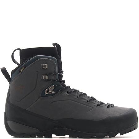 Arcteryx Bora 2 Mid Leather GTX - Grey Denim / Black
