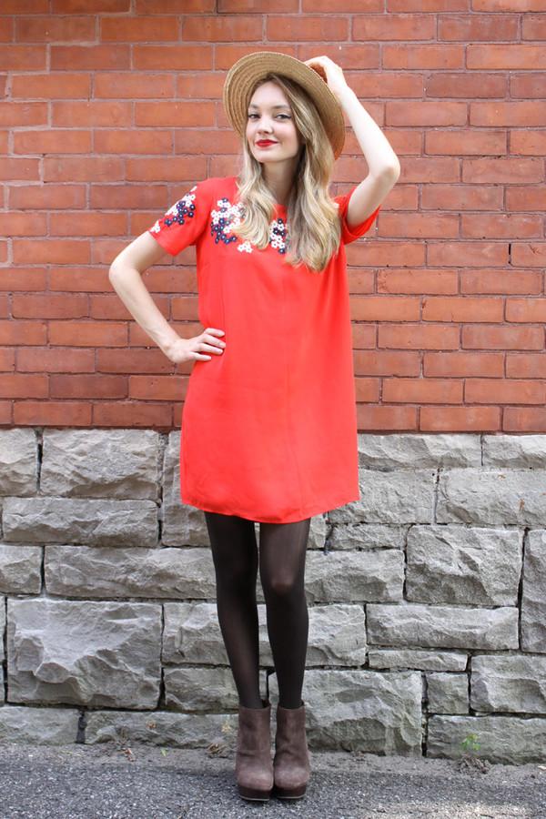 Darling Penelope Dress