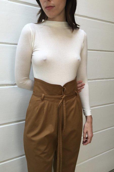OR Cream Rib Bodysuit
