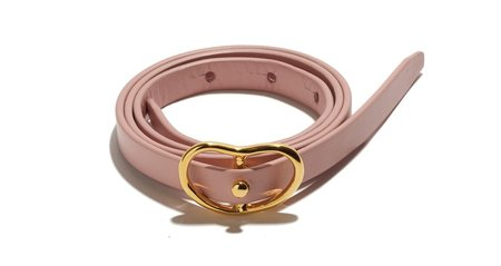 Lizzie Fortunato SKINNY GEORGIA BELT IN VALENTINE
