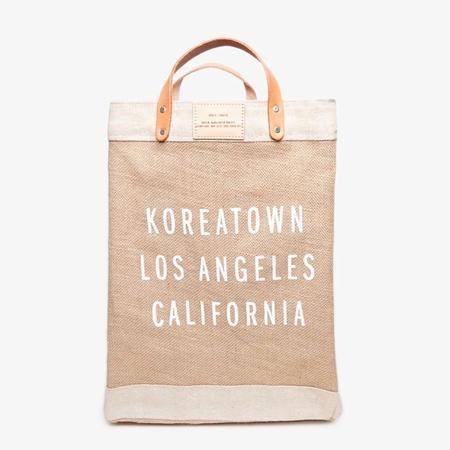 Apolis Koreatown Market Bag for Poketo