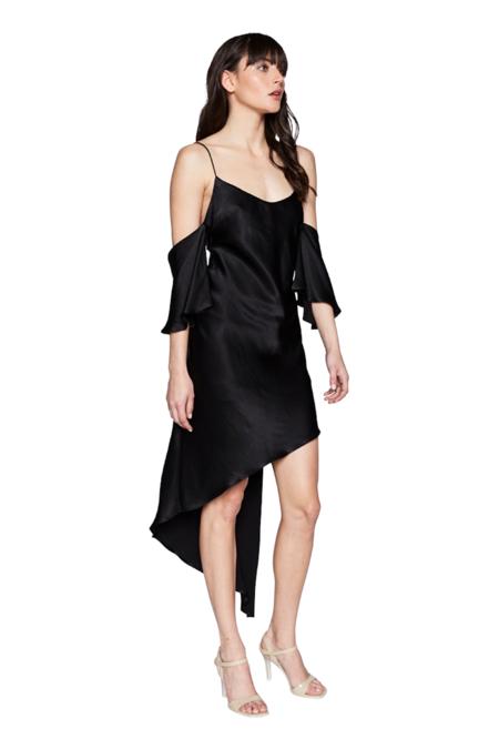 Backstage Giselle Dress - Black