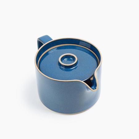Hasami Porcelain Teapot - Cobalt