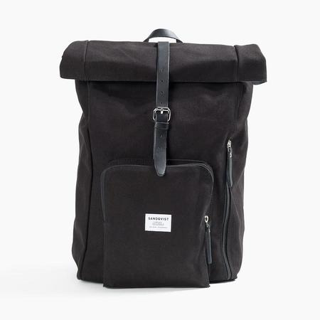 Sandqvist Jerry Backpack in Black