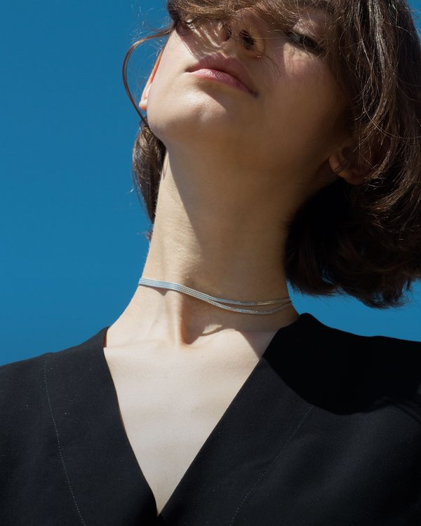 Knobbly Softshell Choker