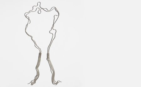 Saskia Diez Fringe Necklace No 4