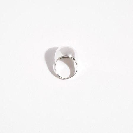 Saskia Diez Sphere Ring
