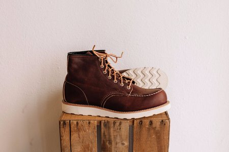 Men's Red Wing Shoes Classic Moc No. 8138
