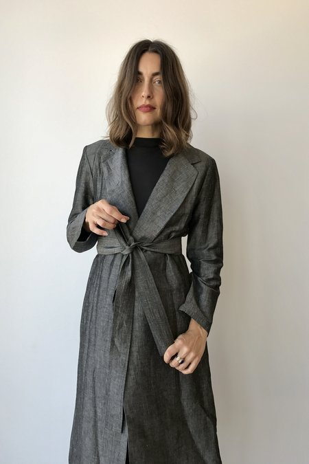 OR Silver Fleck Coat