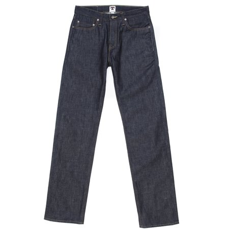 Tellason Sheffield Straight Taper Jean— Cone Mills 16.5oz Denim