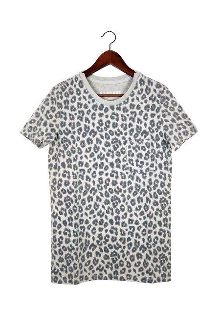 Skargorn #49 Short Sleeve Tee, Grey Leopard