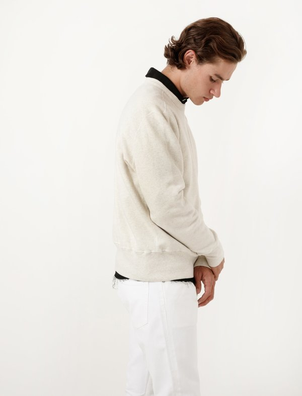 Our Legacy Reversible Sweat Snow Melange
