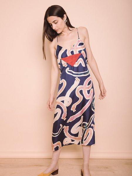 Carleen Loretta Slip Dress