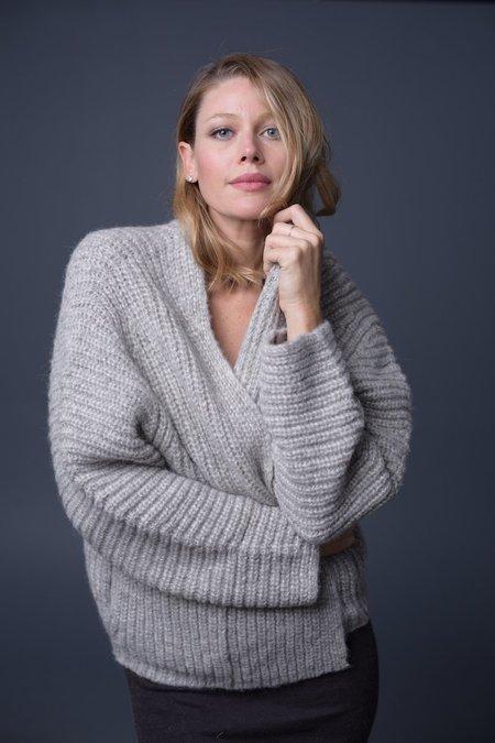 Lauren Manoogian Fisherwoman Cardigan