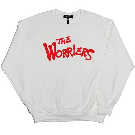 Unisex Skim Milk The Worriers Sweatshirt