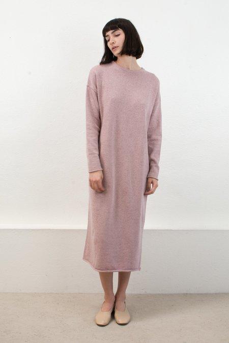 Micaela Greg Speckle Rose Sweater Dress