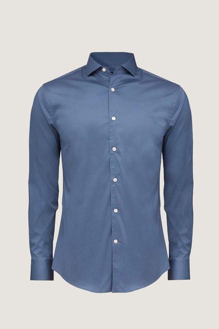 Tiger of Sweden Farrell 5 Shirt - Vintage Indigo