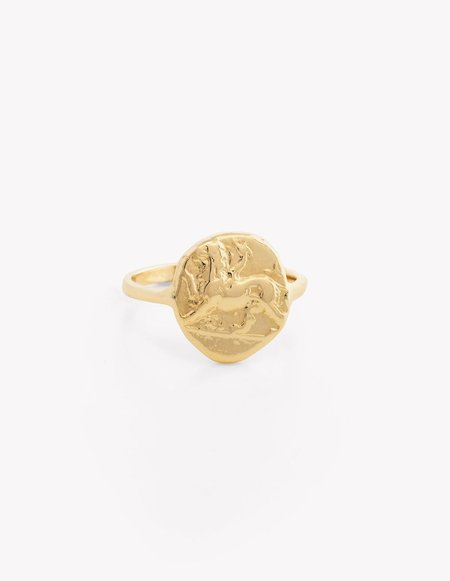 Kathryn Bentley Chimera and Dove Ring