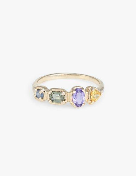Kathryn Bentley Dot Quartet Ring
