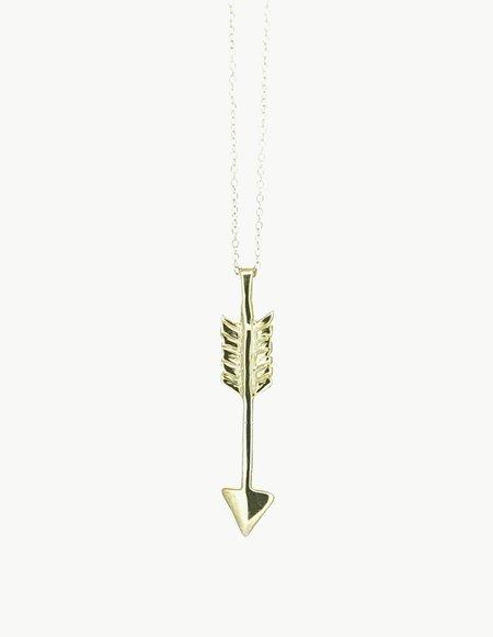 Kathryn Bentley Jake's Arrow Pendant