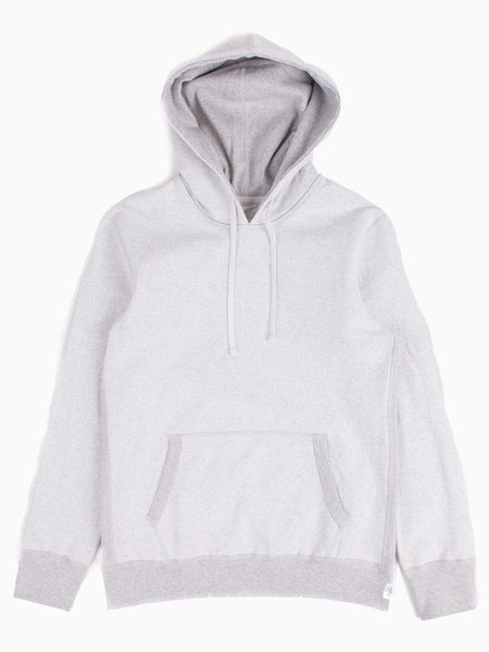 Reigning Champ Heavy Weight Pullover Hoodie - Chalk