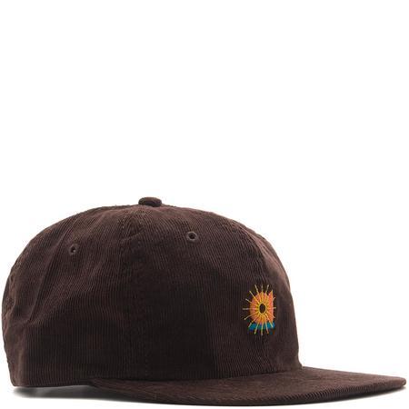 ALLTIMERS JUICE HAT - BROWN
