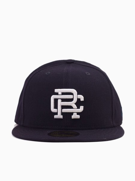 Reigning Champ x New Era Monogram Cap
