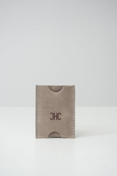 CHC Dusk Wallet - Taupe