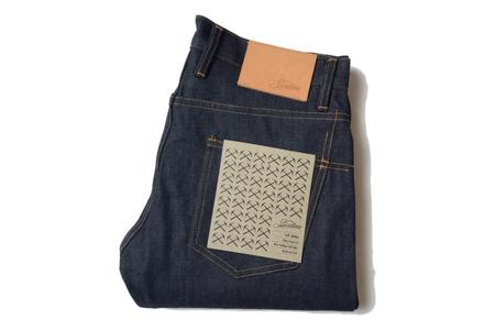 3Sixteen ST-100x Slim Tapered - Indigo Selvedge